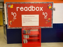 ReadBox Available at Lincoln Trail!
