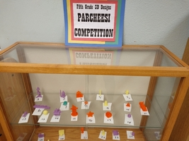 Parcheesi Game Piece Design Competition