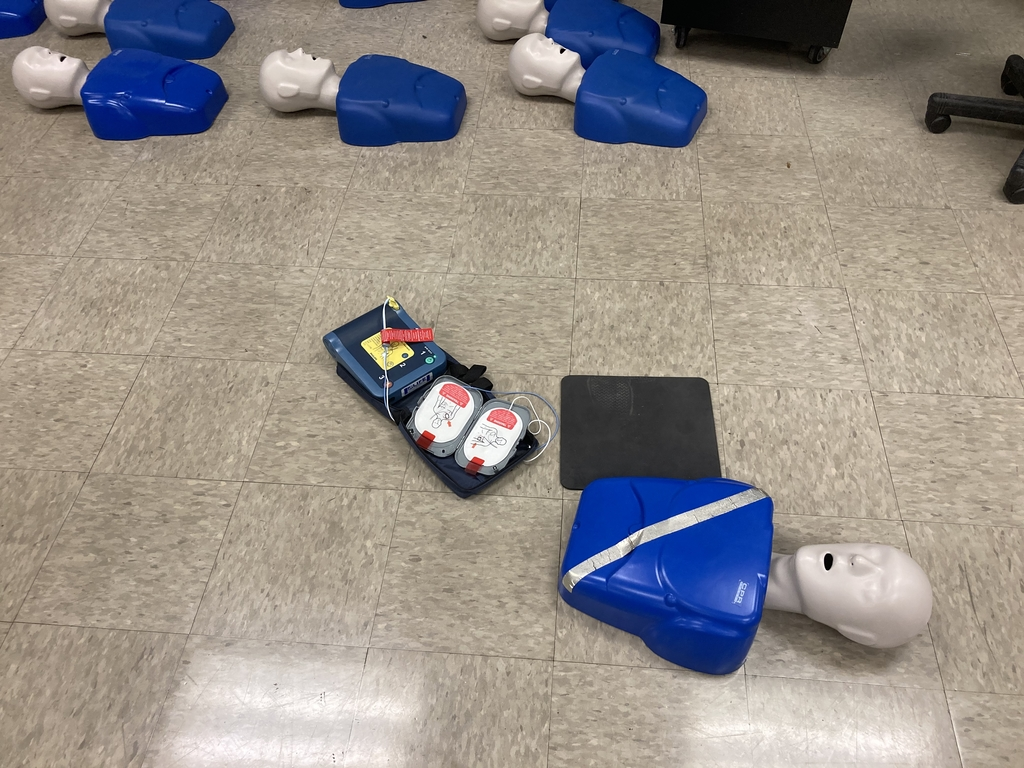 Hands Only CPR and how to use AED