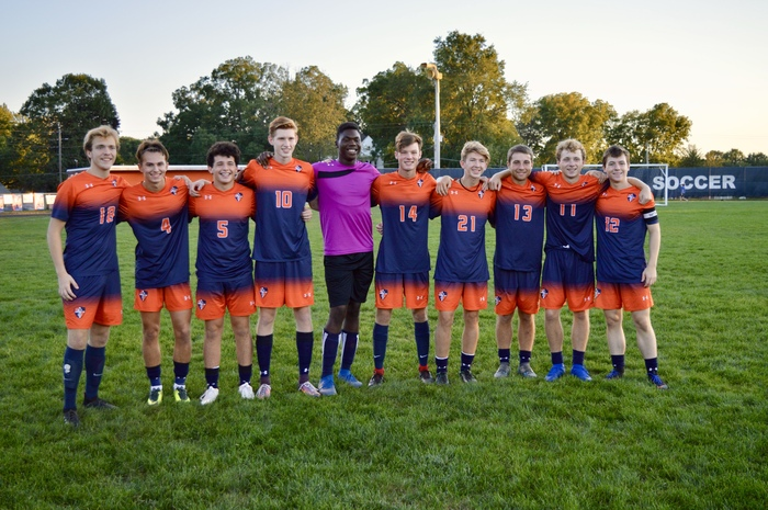 Senior Soccer Boys