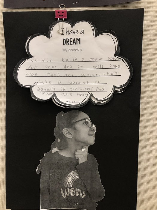 Connecting our dreams to MLK