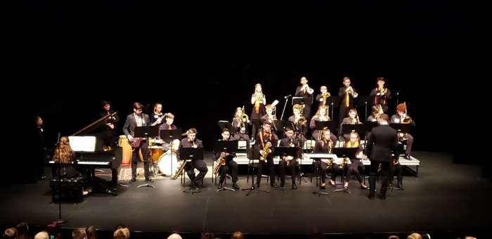 EIU Jazz Band Fesitval
