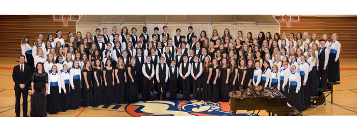MSHS Combined Choirs