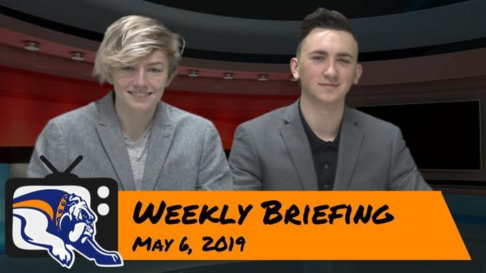 MSHS Weekly Briefing S1:E3