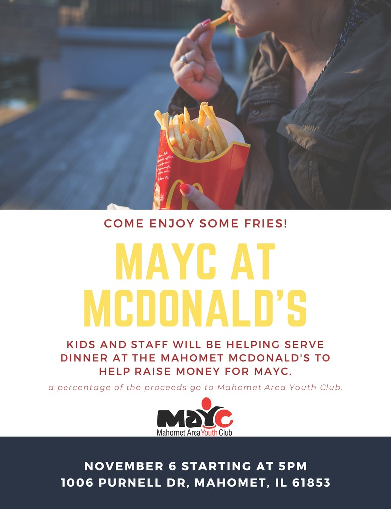 MAYC Fundraiser
