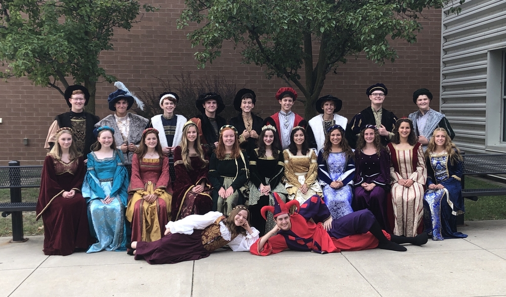 2019 M-S Madrigal Singers