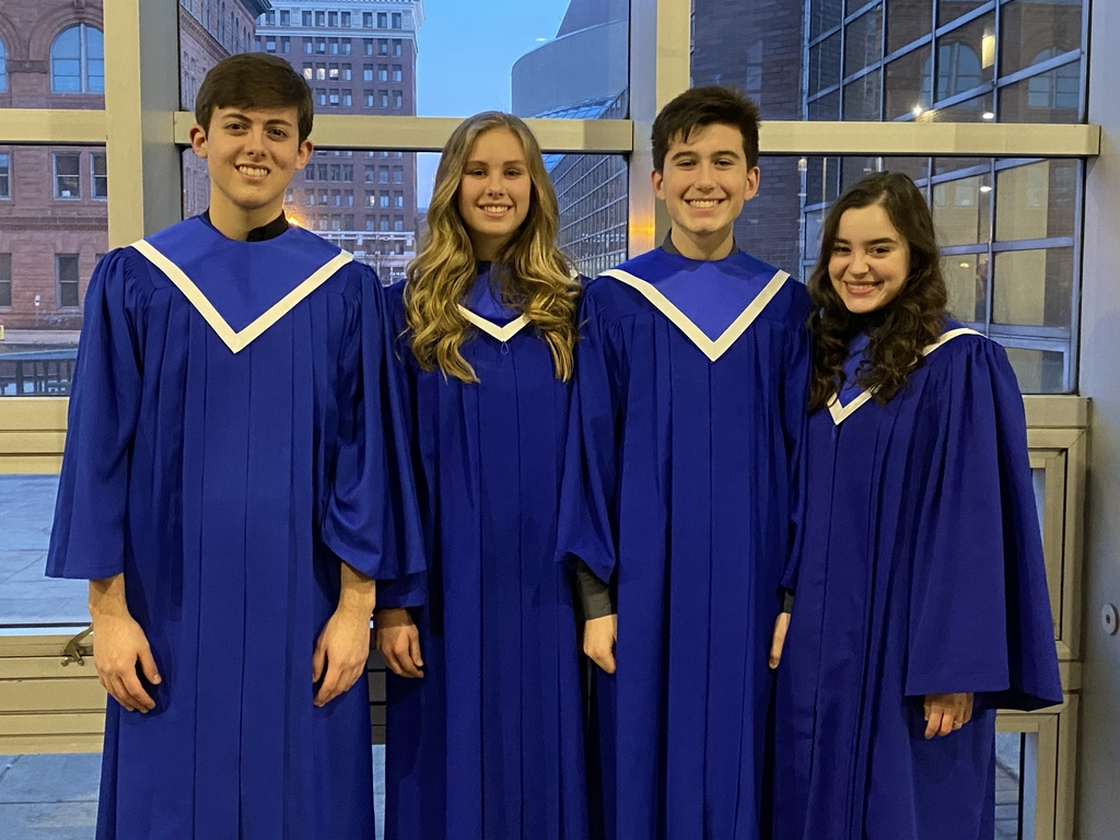 All-State Honors Choir