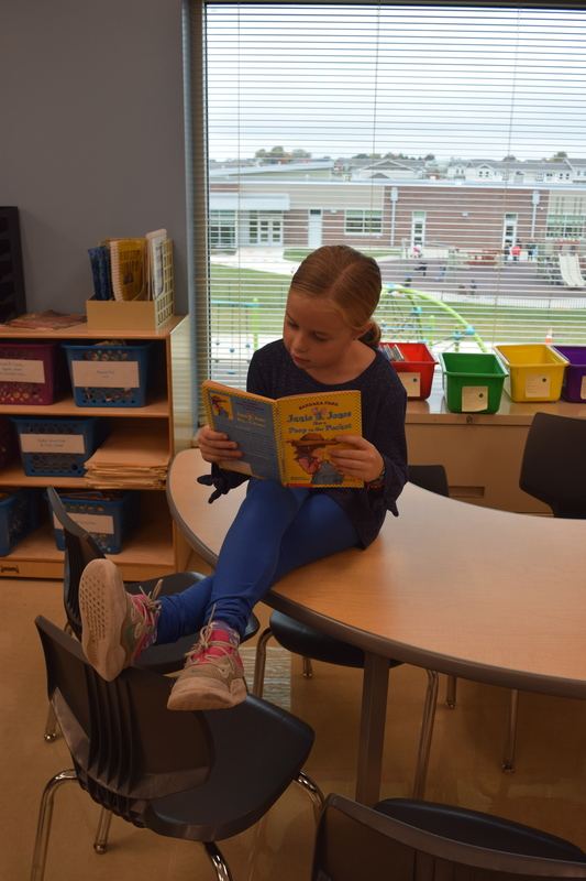 Reading at MPE