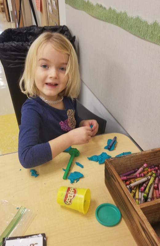 Learning Fun in Kindergarten